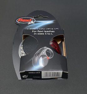 フレキシ (flexi) LEDライトの外装